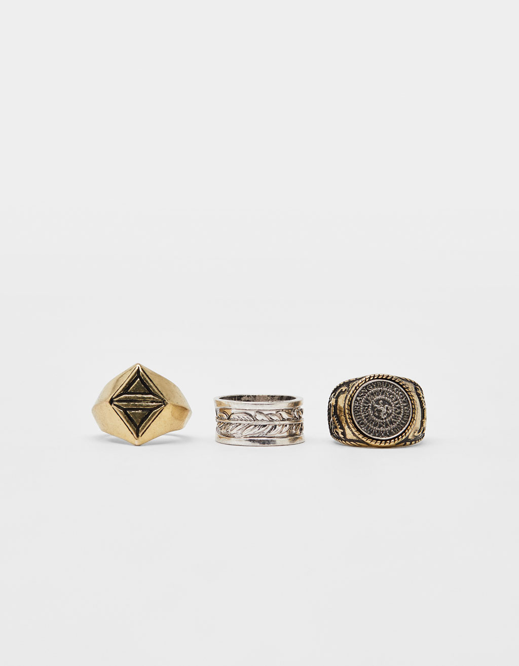 Set of 3 rings
