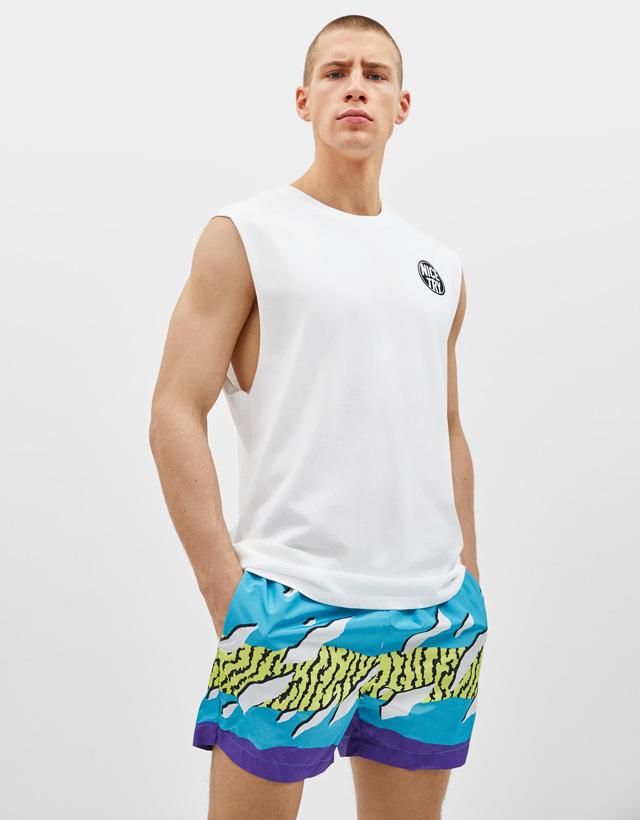 1681abe044 Swimwear - COLLECTION - MEN - Bershka United States