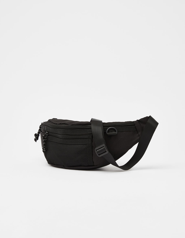 Mesh belt bag