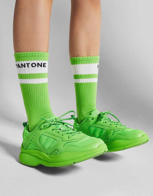 Bershka + PANTONE pack of socks