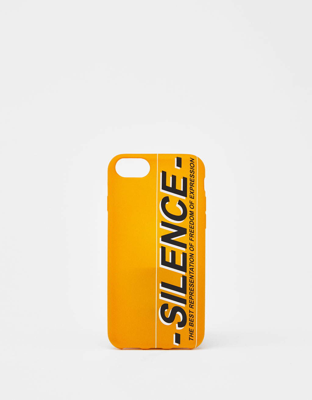 Cover iPhone 6 / 6s / 7 / 8 Silence