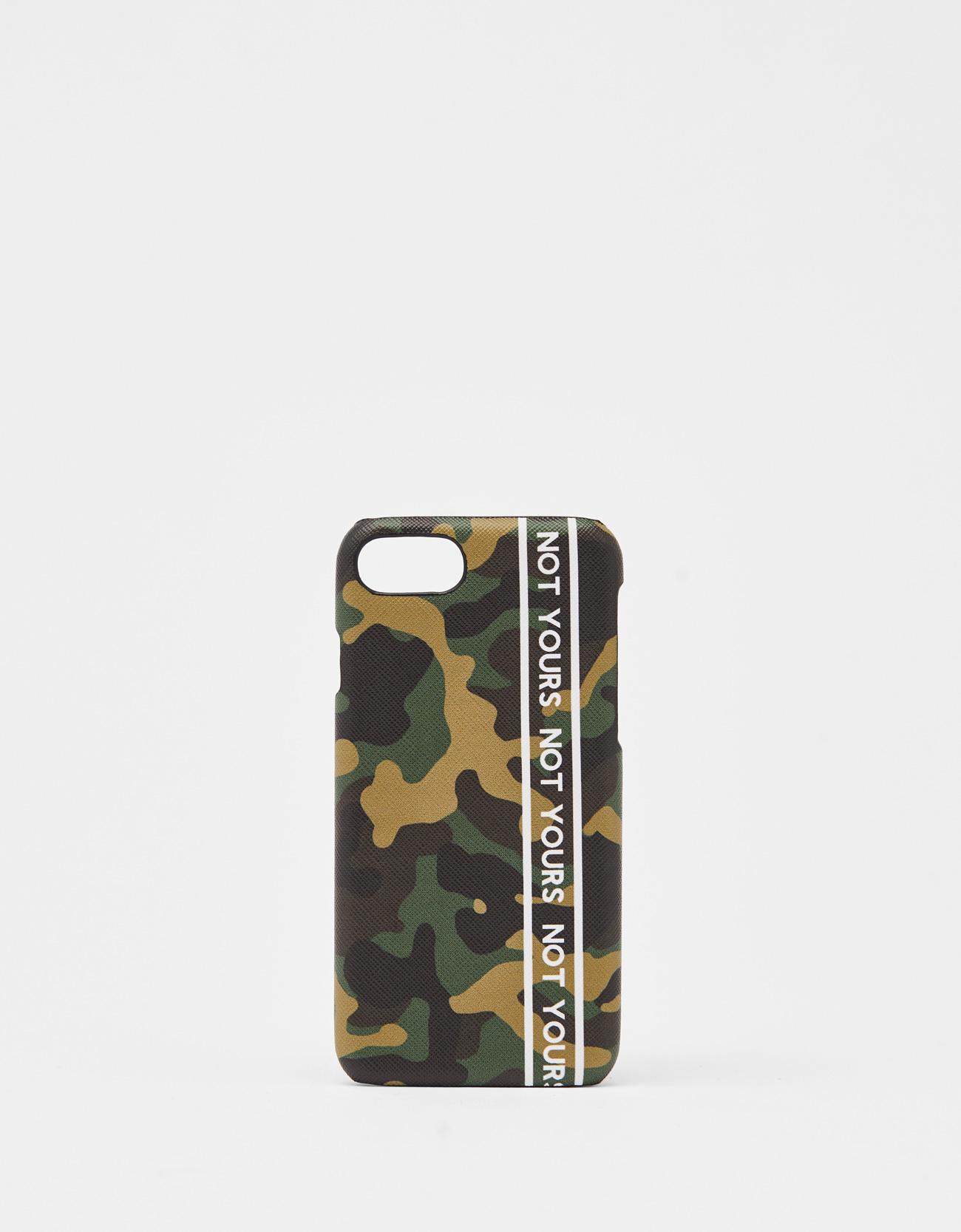 quite nice b1407 83463 Camouflage iPhone 6 / 6S / 7 / 8 case - Accessories - Bershka Nicaragua
