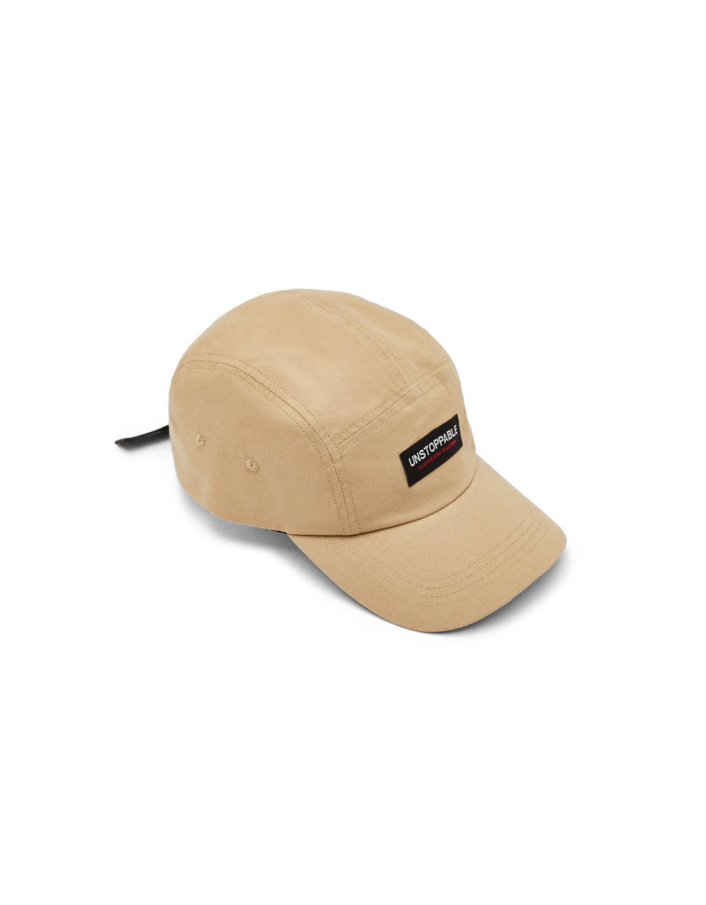 Pet 5 panels met patch