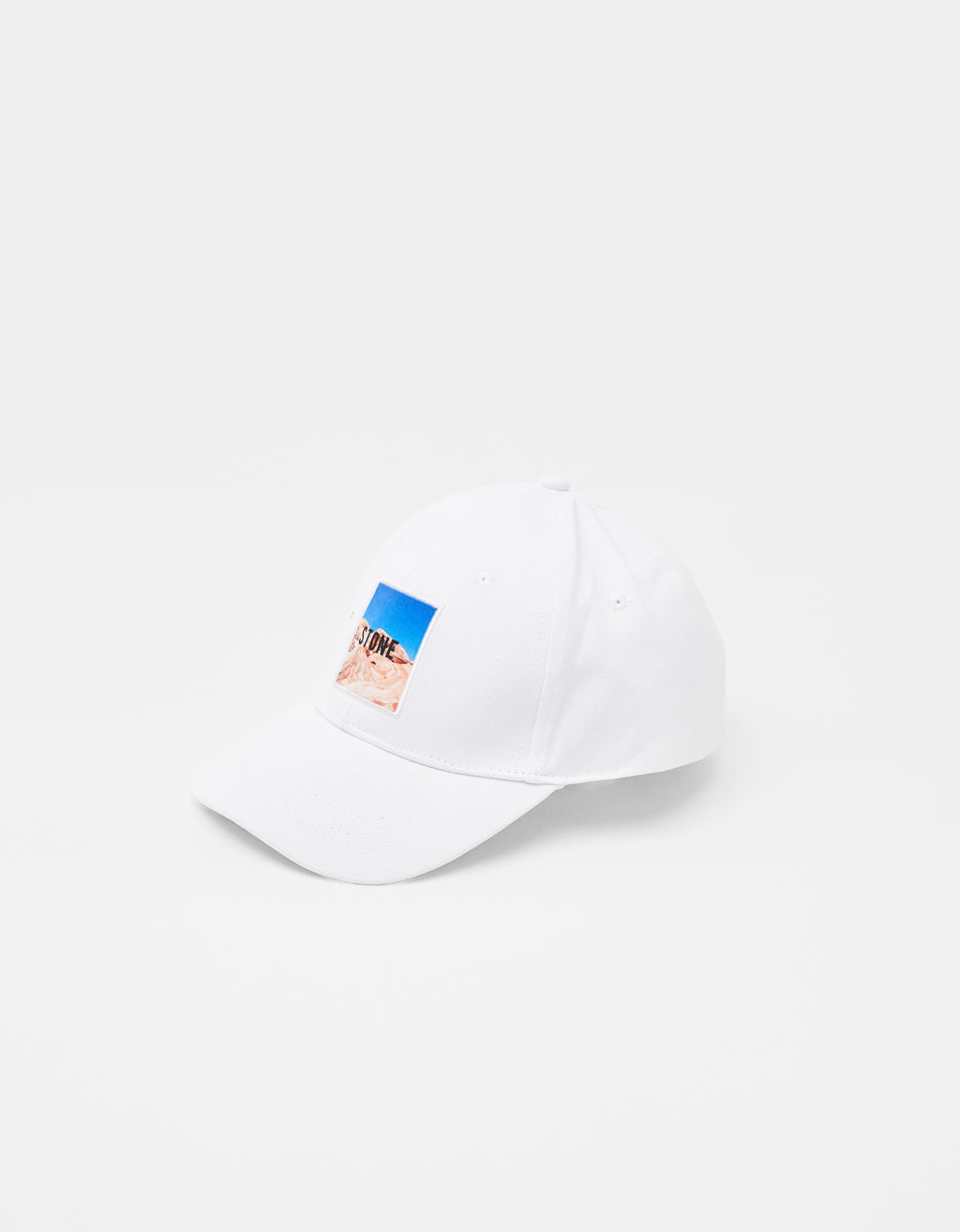 Photographic print cap