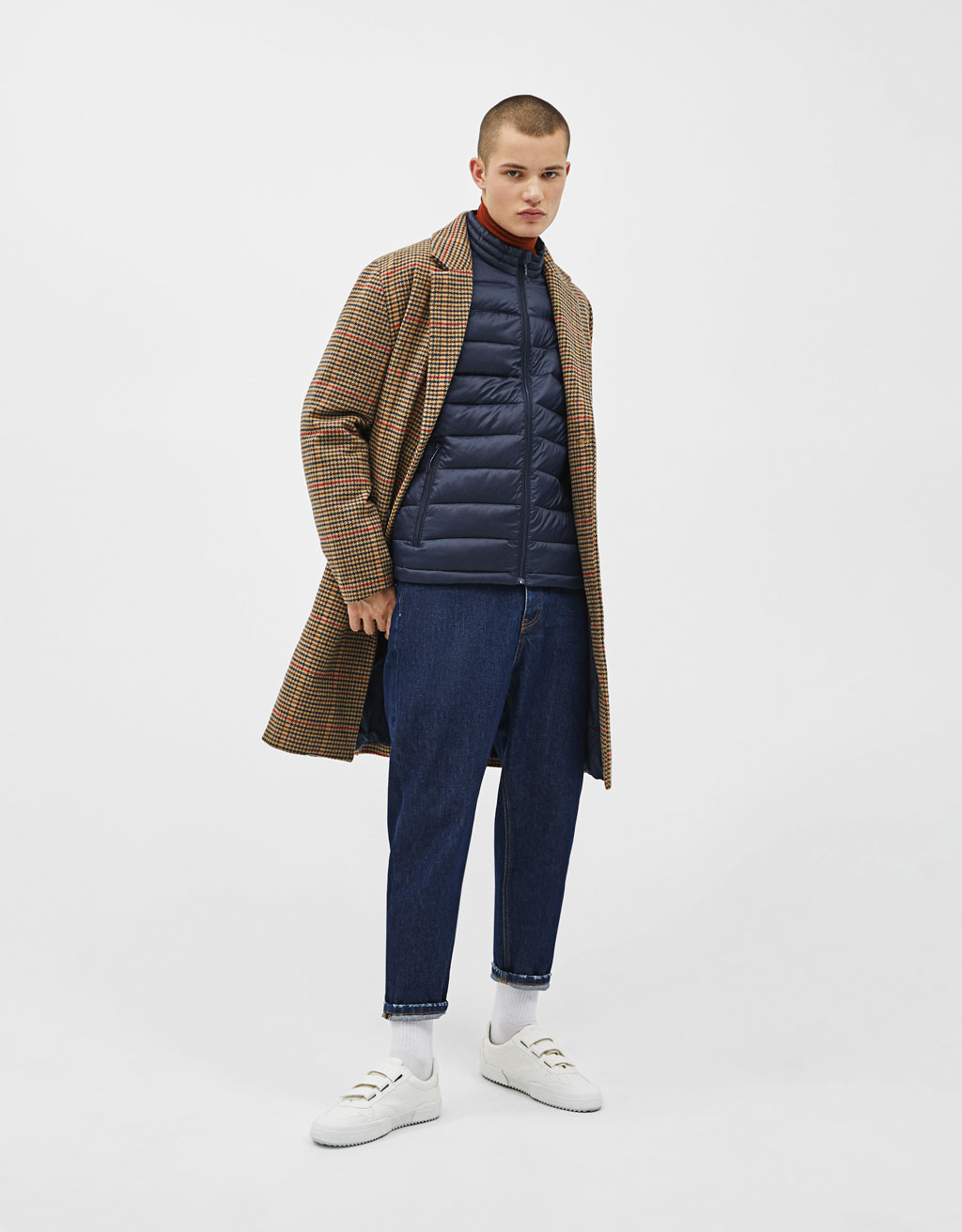 Lightweight quilted jacket