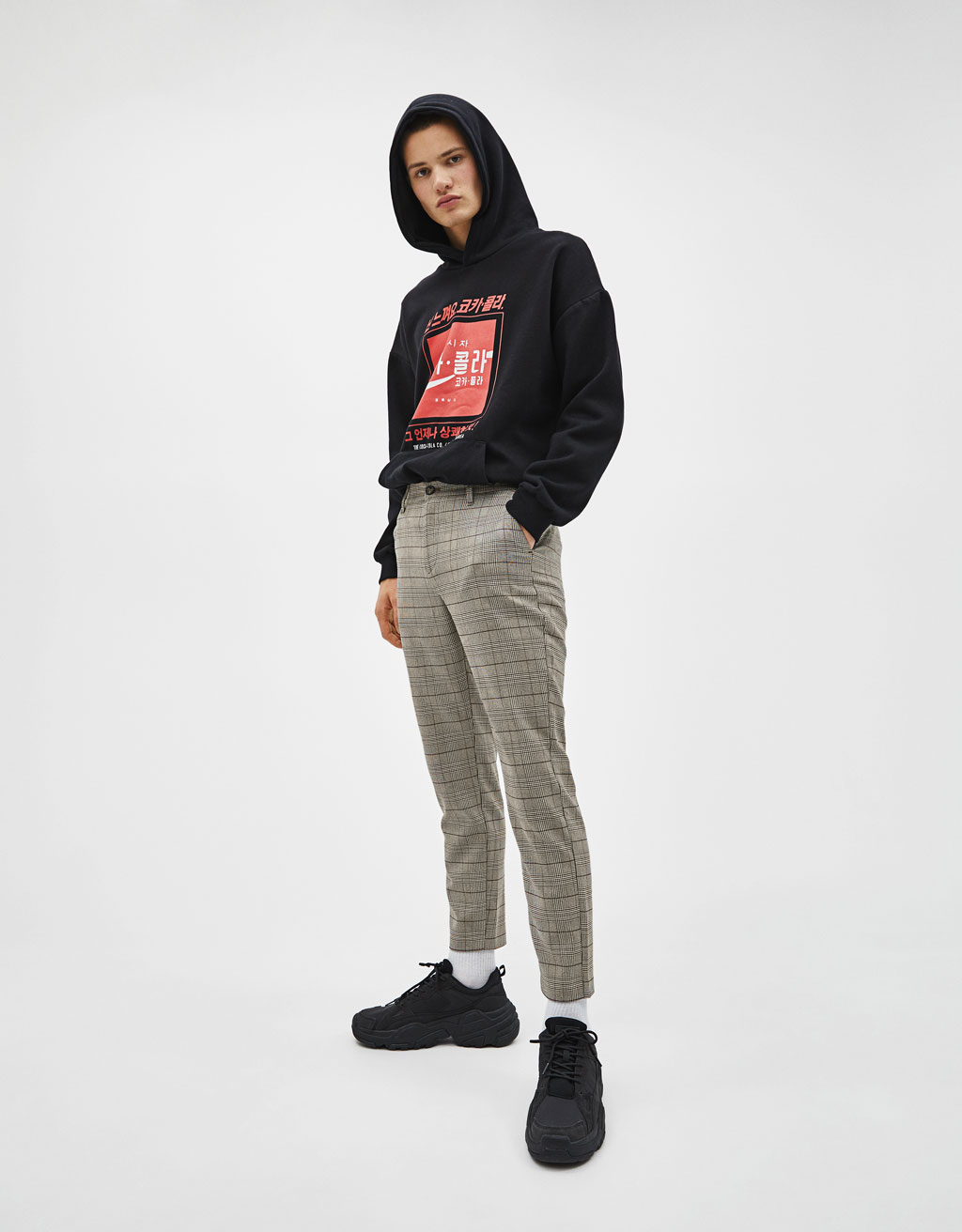 c2440fad5bd7 Men s Sweatshirts   Hoodies - Autumn Winter 2018   Bershka