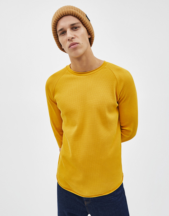 Knitwear Collection Men Bershka United Kingdom