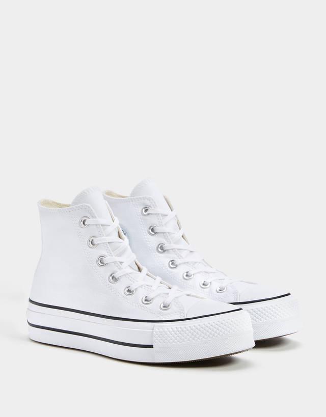 21ebdb05f4b5d2 Baskets - Chaussures - COLLECTION - FEMME - Bershka France