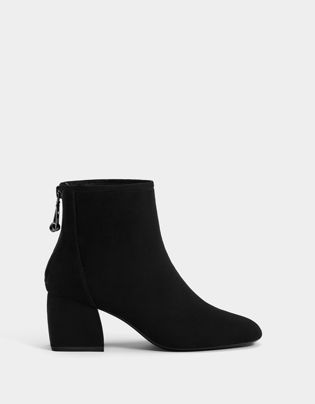 37020c731df Ankle boots - Shoes - COLLECTION - WOMEN - Bershka United Arab Emirates