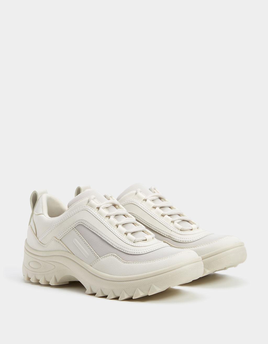 Športni čevlji z debelim podplatom