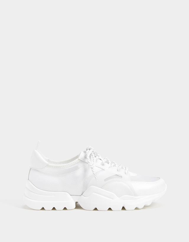 019ed7ae3f471a Chaussures - BSK Teen - COLLECTION - FEMME - Bershka Belgium