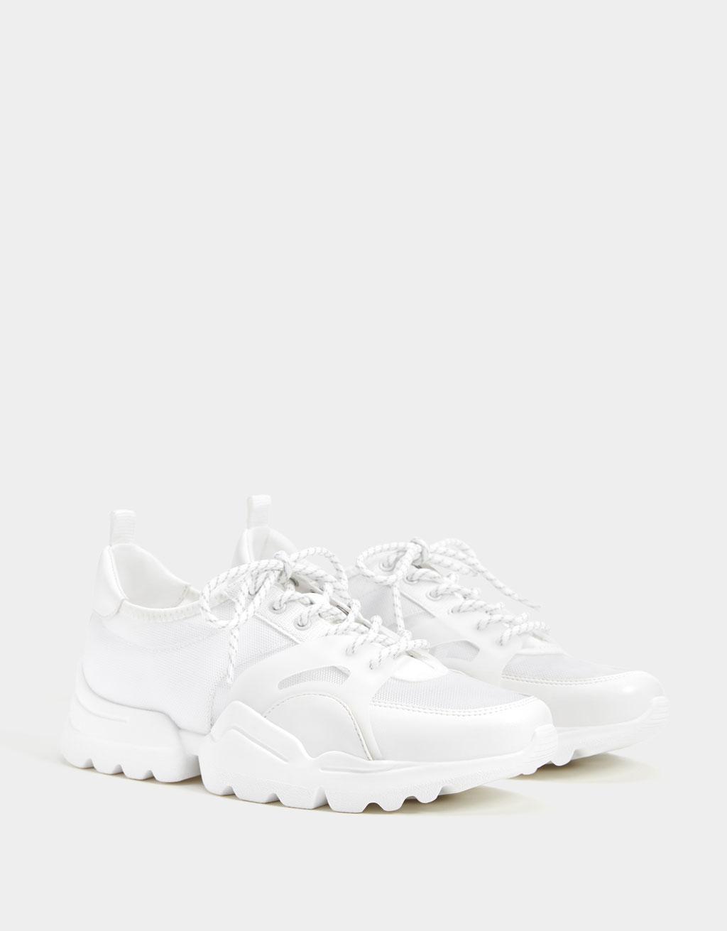 Športni čevlji z mrežico