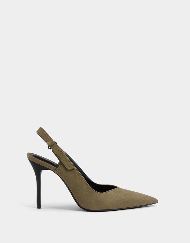 0a62cae519a13e Chaussures à talon pour femme - Printemps-Été 2019 | Bershka
