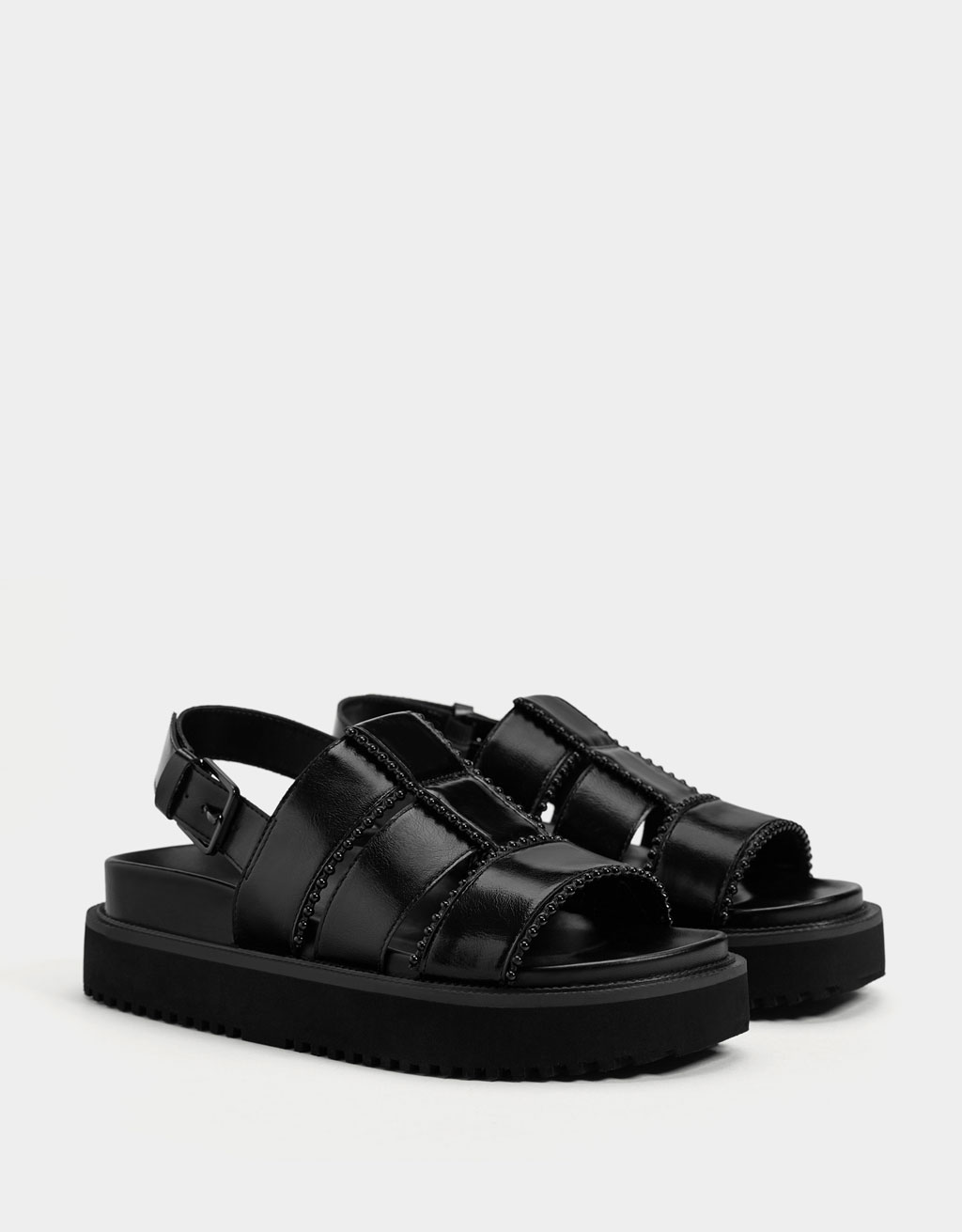24a4b290f Shoes - COLLECTION - WOMEN - Bershka United States