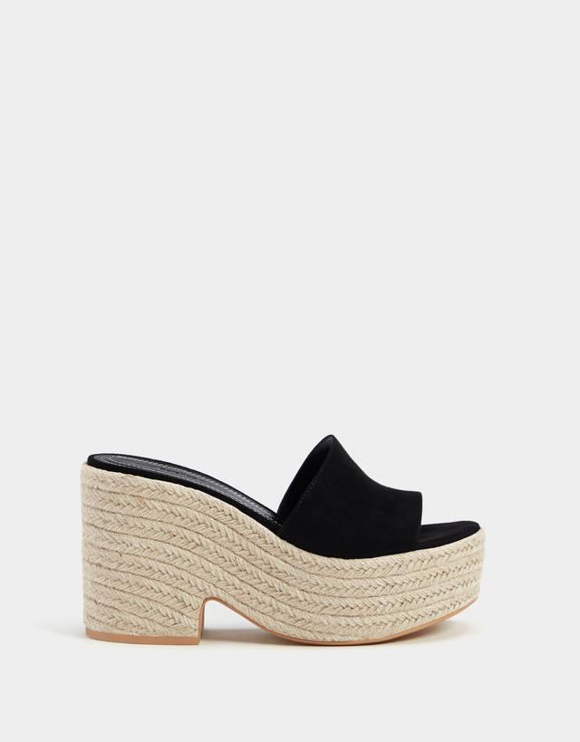 Et À Chaussures Plateforme Compensées Collection lFKJc13T