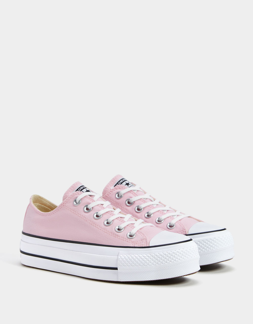Rosa Plateau-Sneaker CONVERSE CHUCK TAYLOR ALL STAR
