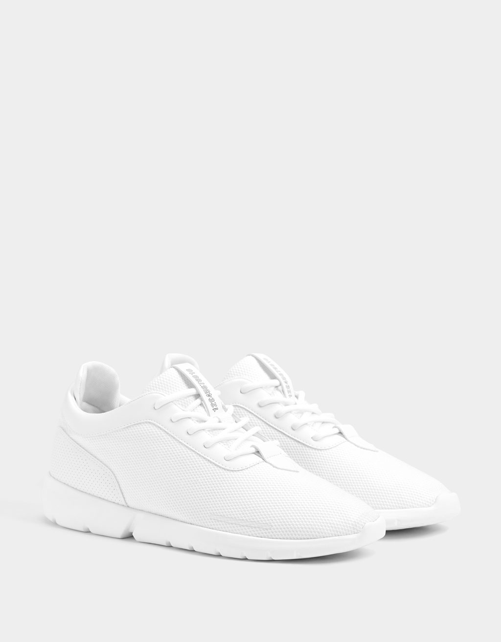 Men's mesh trainers