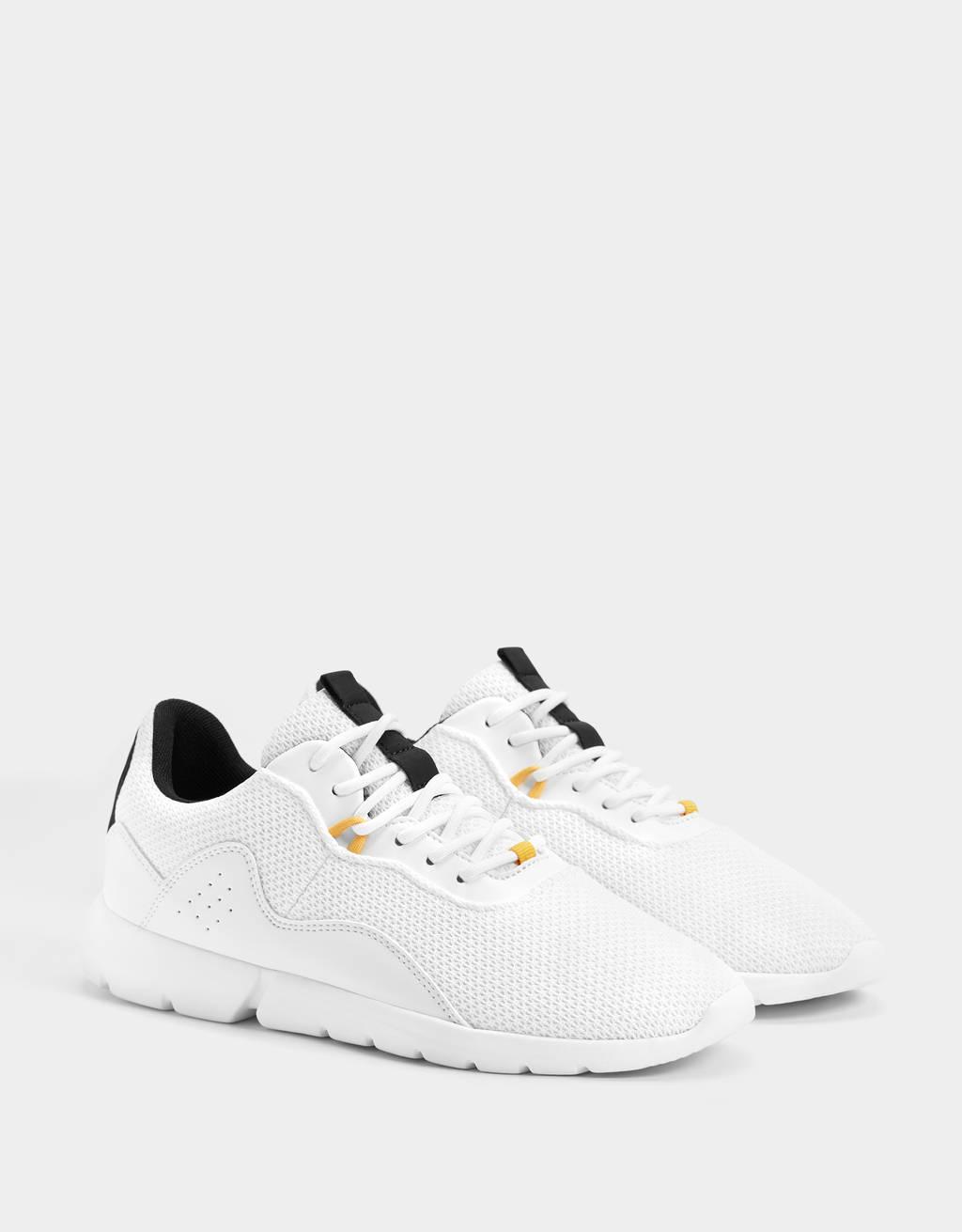 Sneakers mesh homme