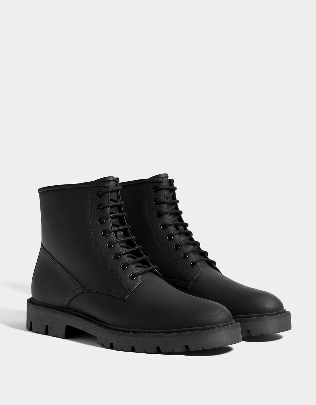Men's lined boots