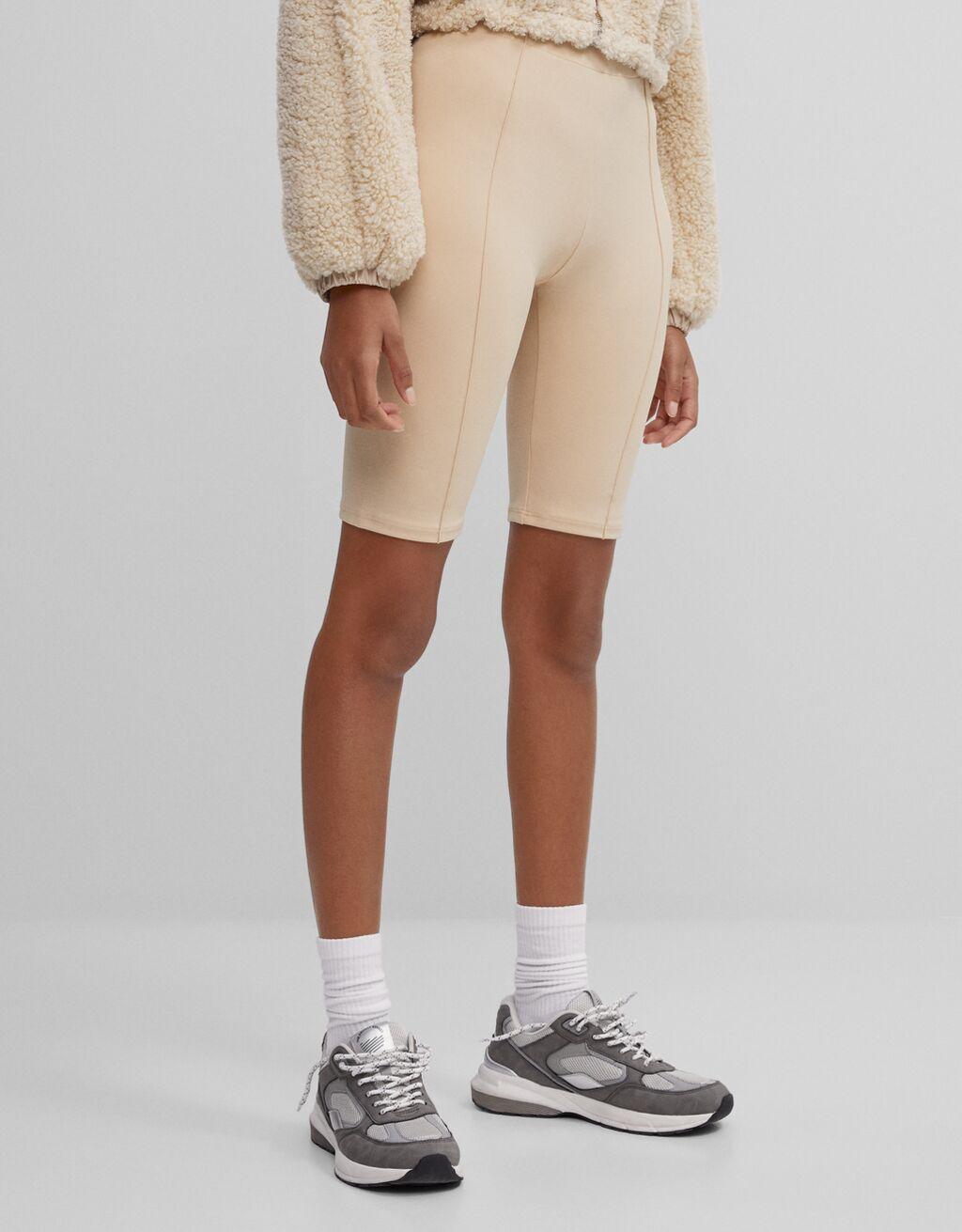 Pantalon cycliste en caoutchouc