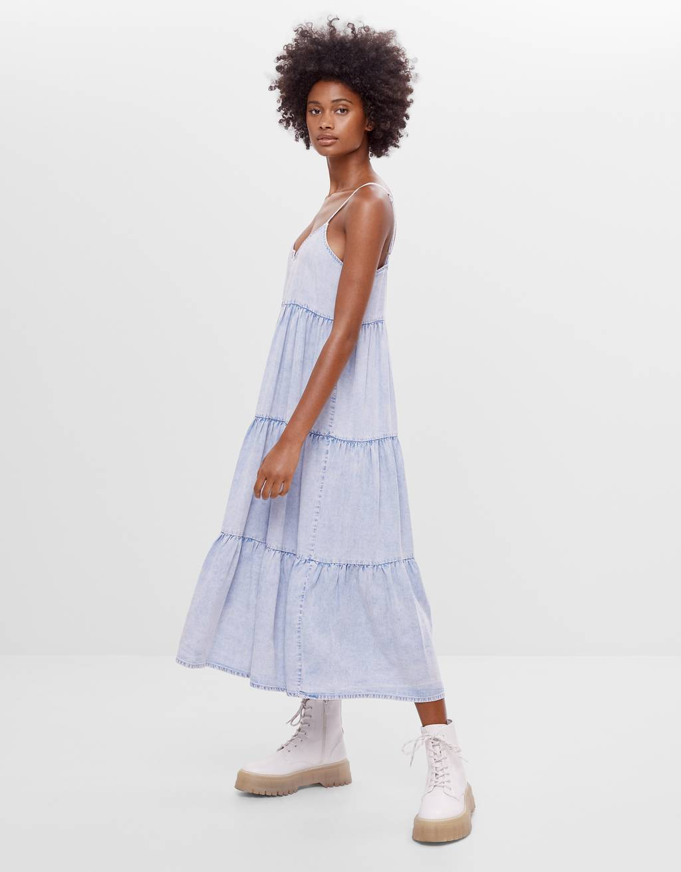 Jeanskleid aus Lyocell®