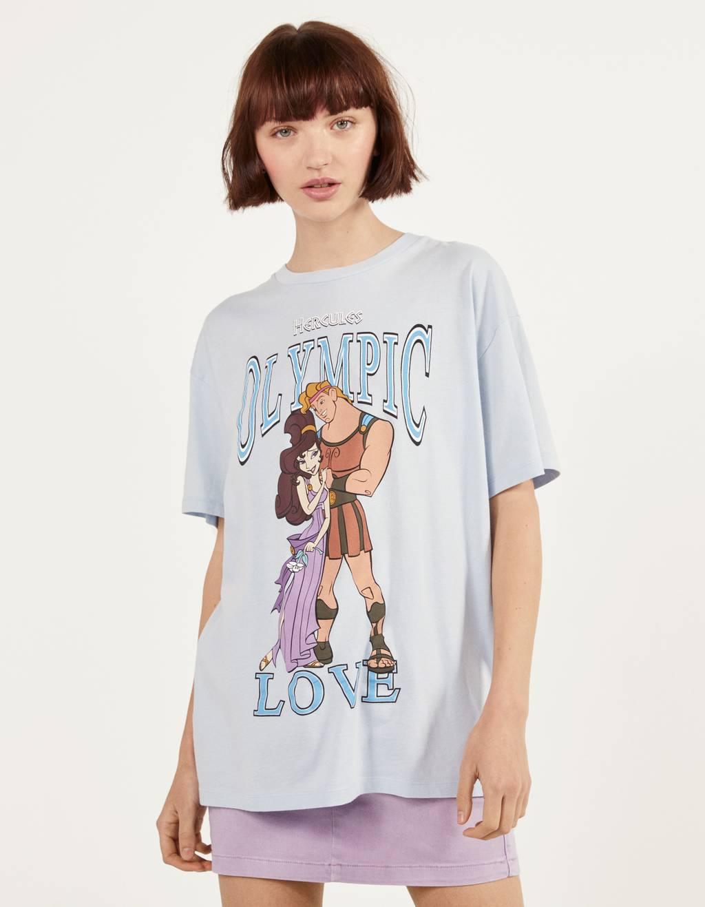 Hercules T-shirt