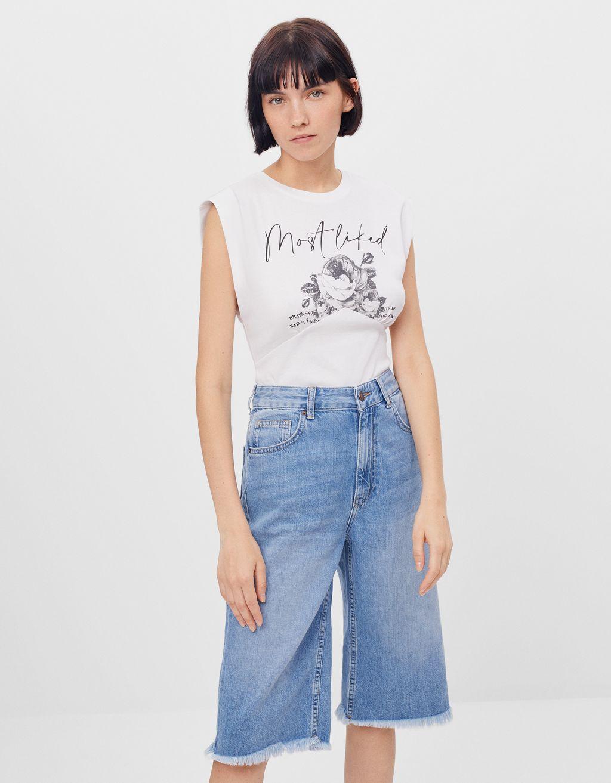 Raštuoti marškinėliai