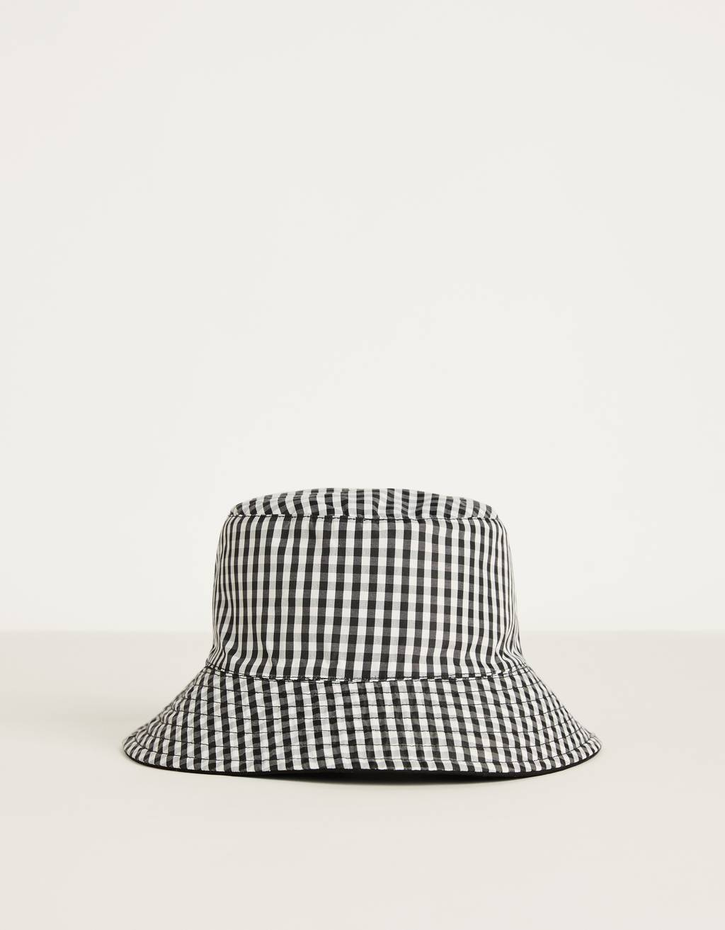 Sombrero bucket reversible