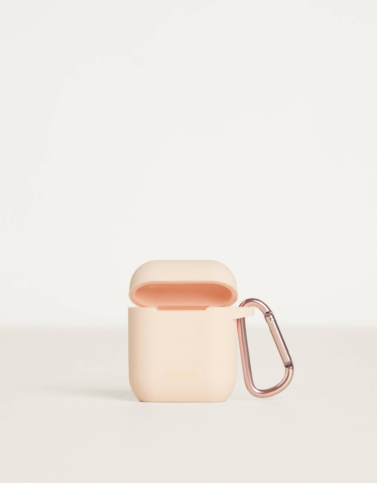 AirPods case with lobster clasp