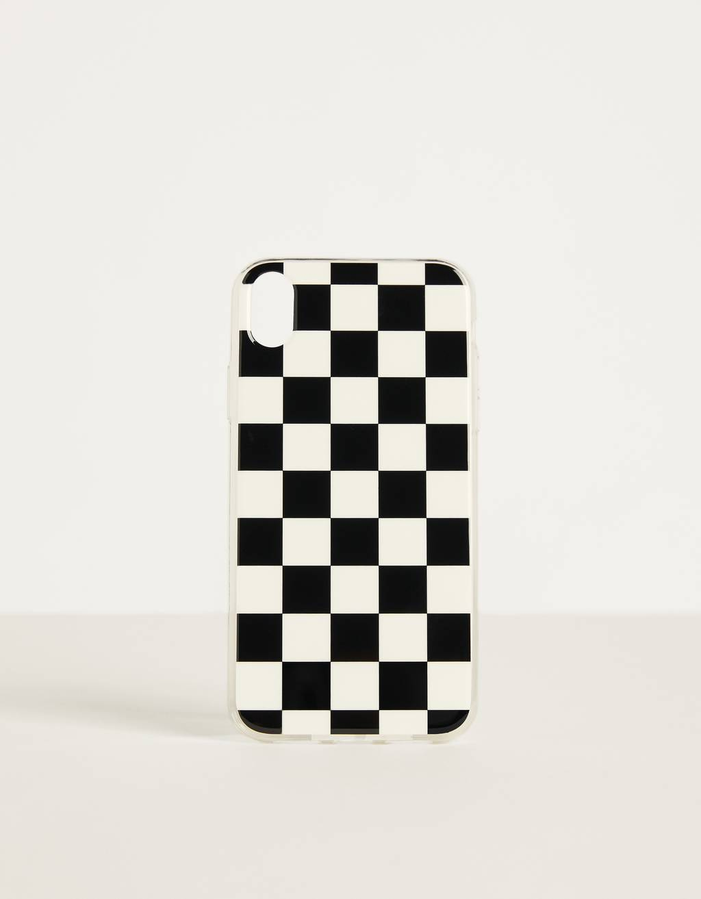 Checked iPhone XR case