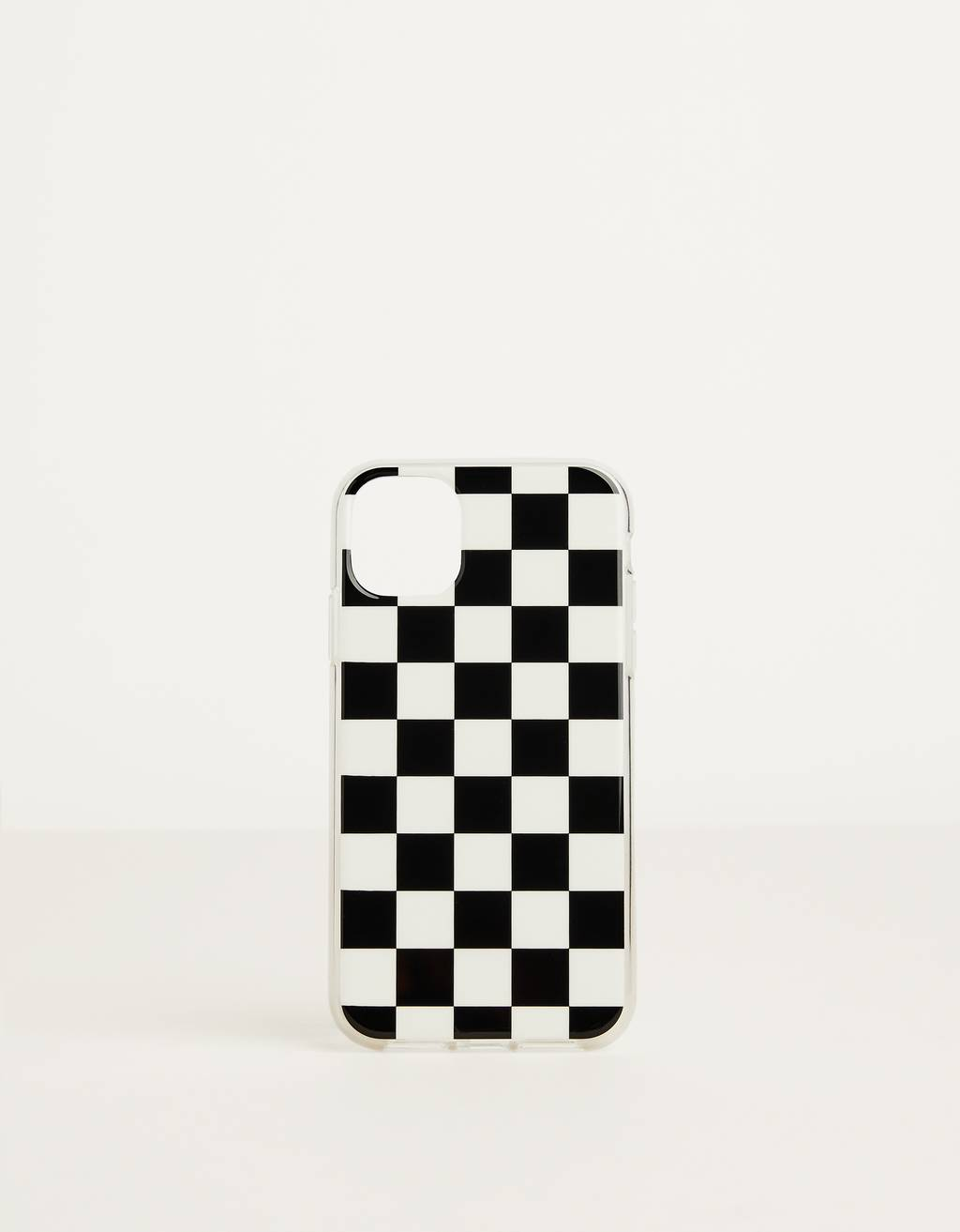 Coque à carreaux iPhone 11