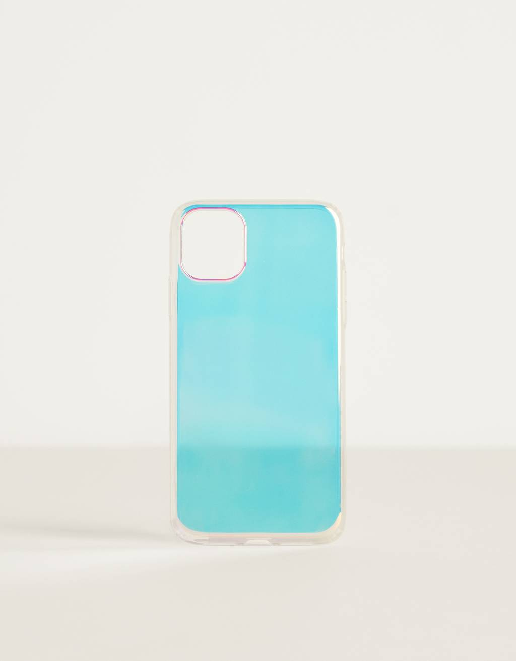 Coque irisée iPhone 11