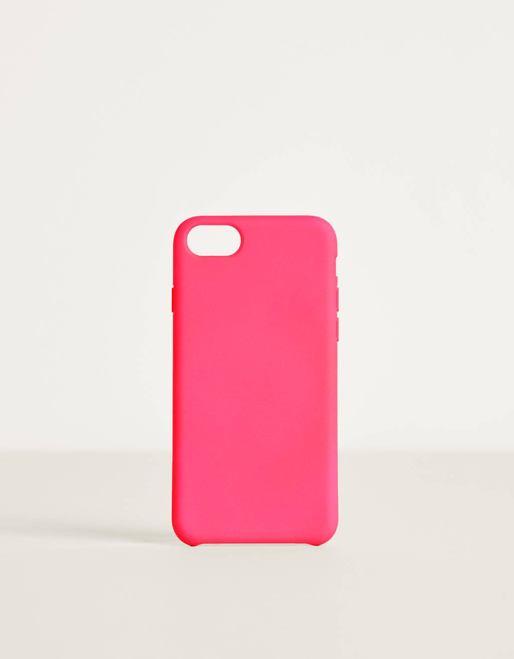 Carcassa monocolor iPhone 6/7/8