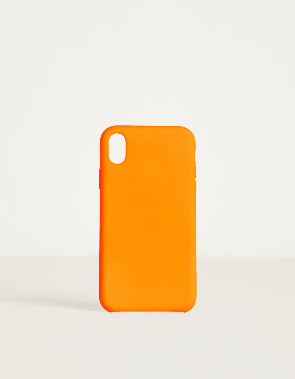 Cover a tinta unita iPhone XR