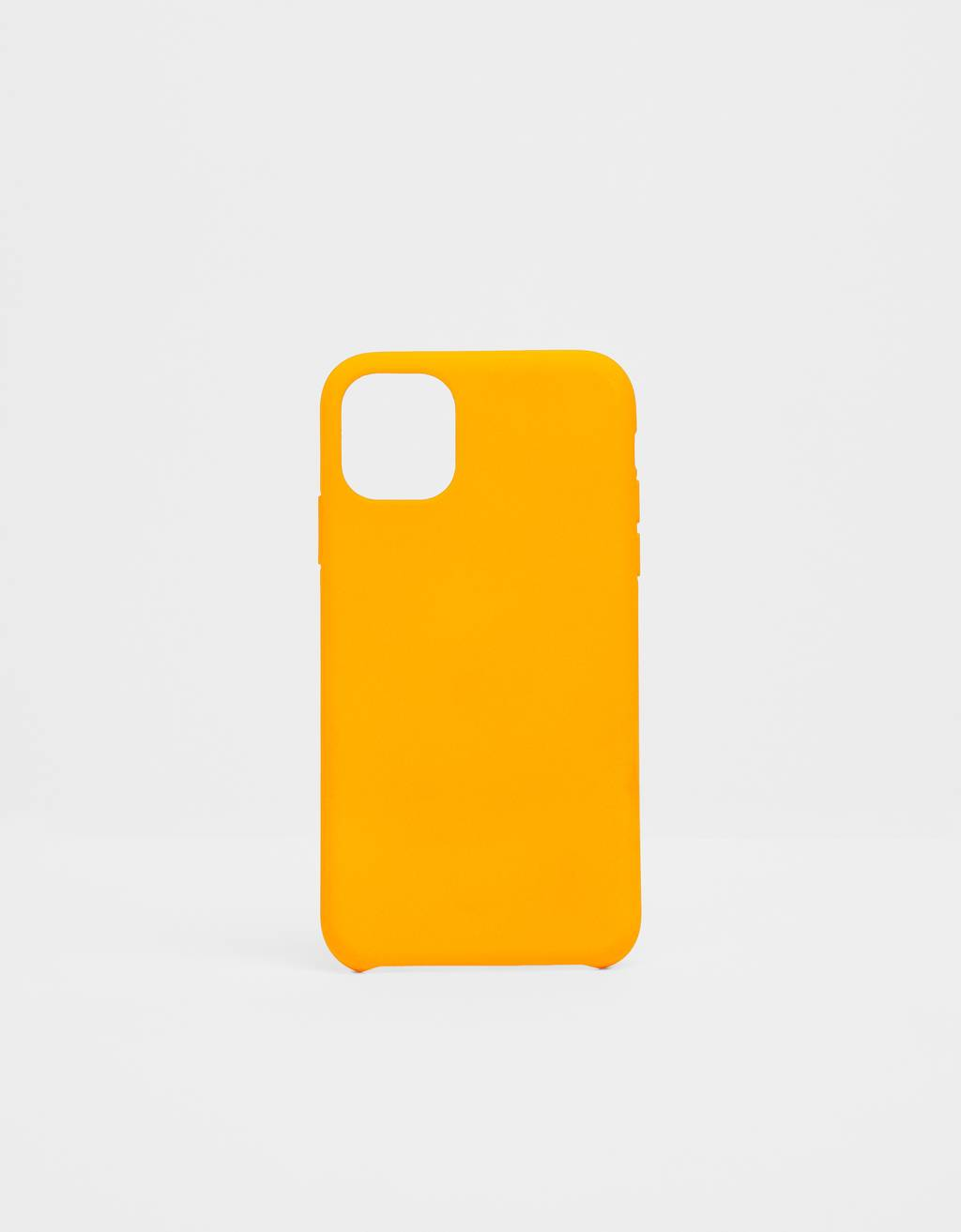 Capa monocolor iPhone 11