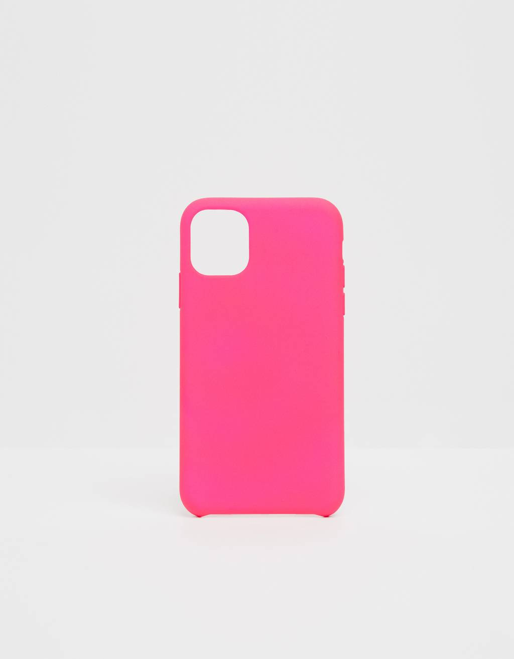 Capa monocolor iPhone 11 Pro