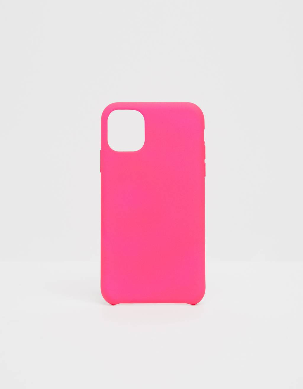 Capa monocolor iPhone 11 Pro Max