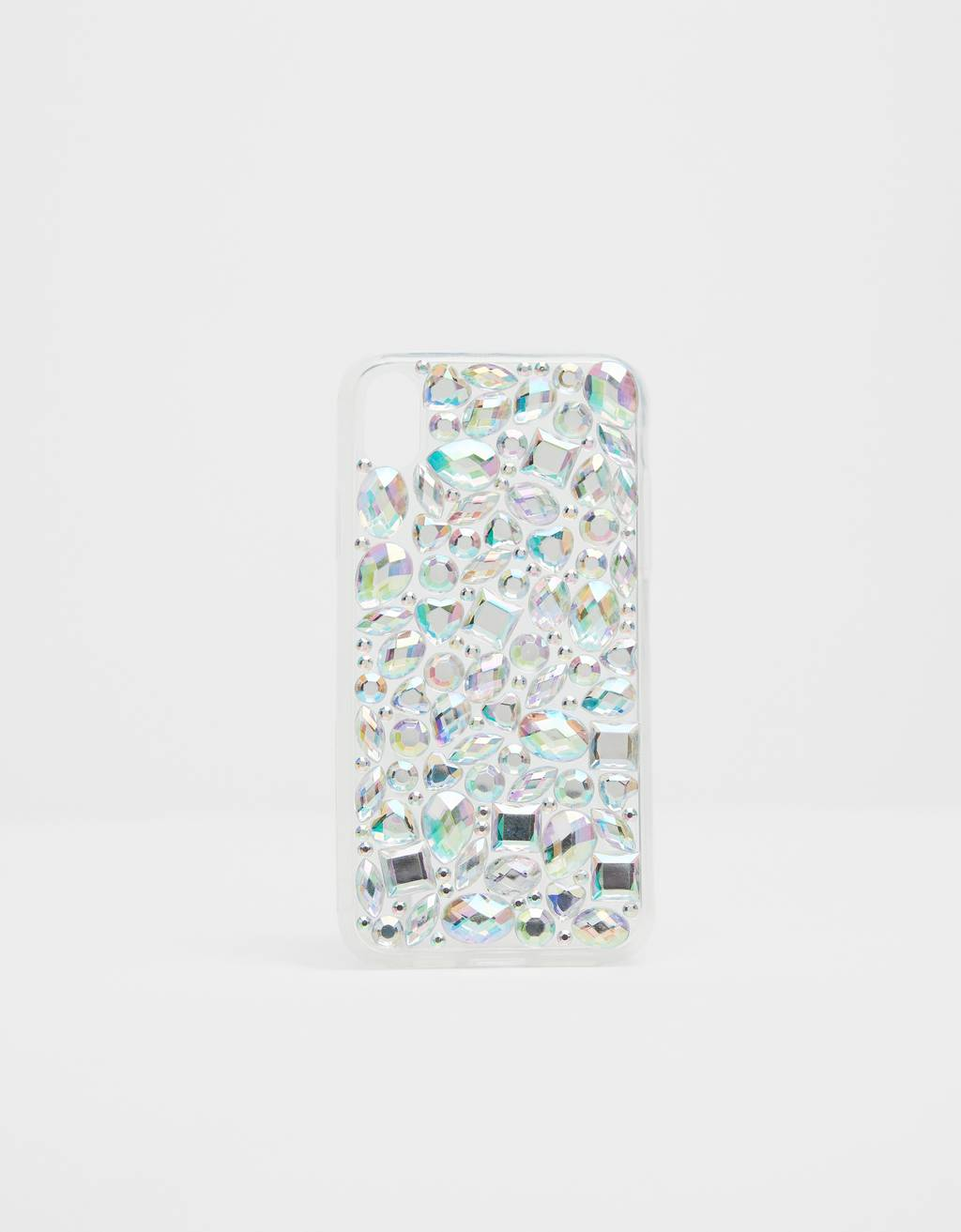 Rhinestone iPhone XR case