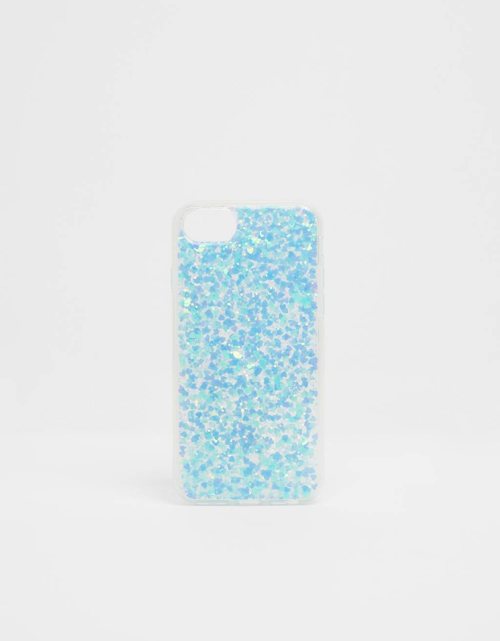 Capa glitter iPhone 6/6S/7/8