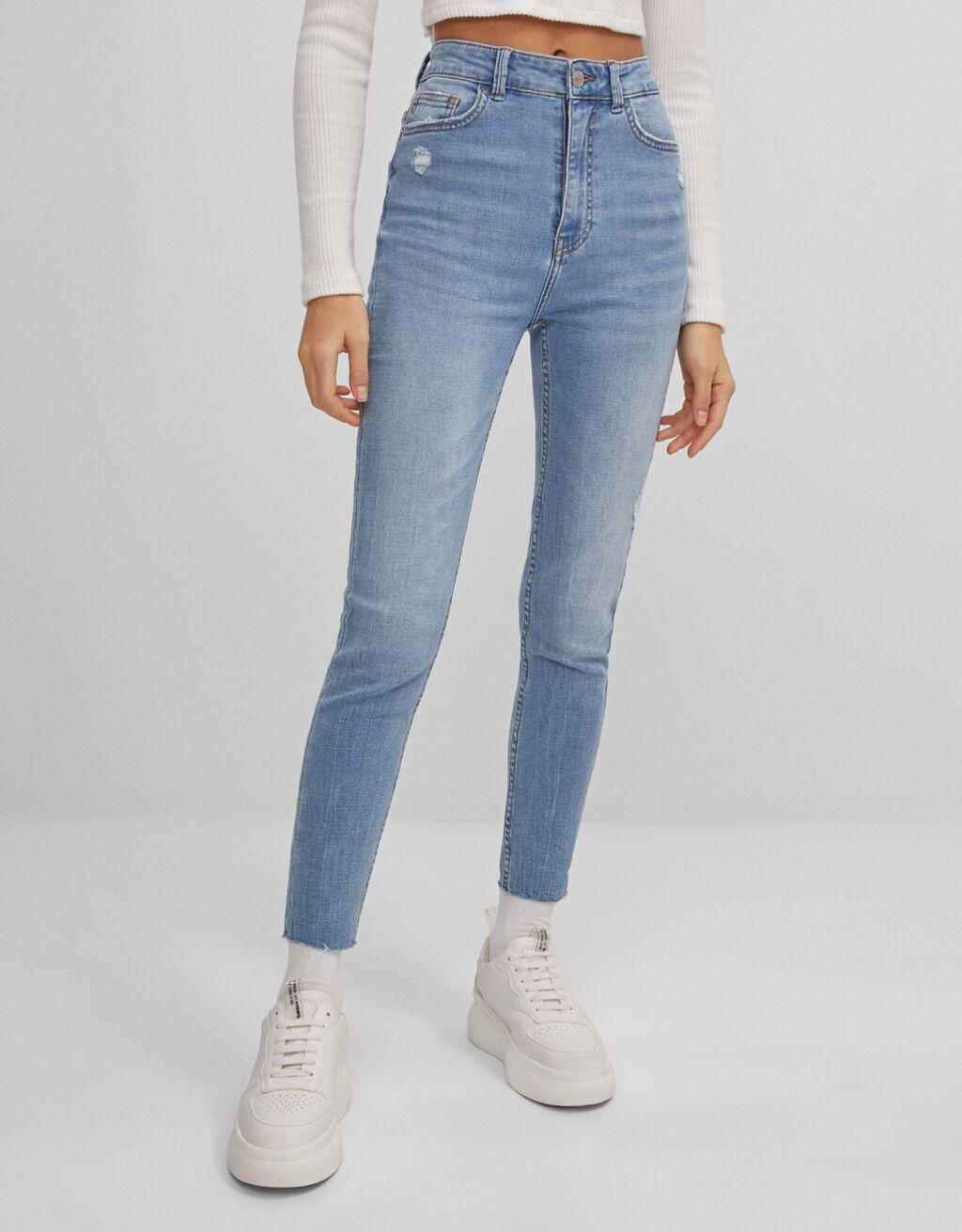 Jeans Super High Waist