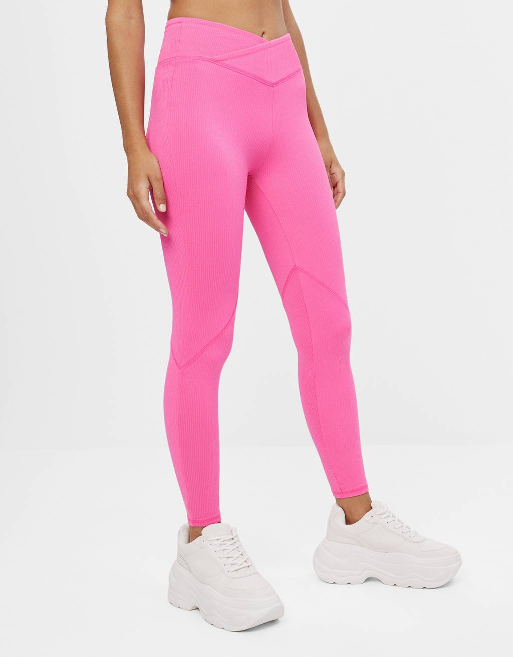 Leggings texturés