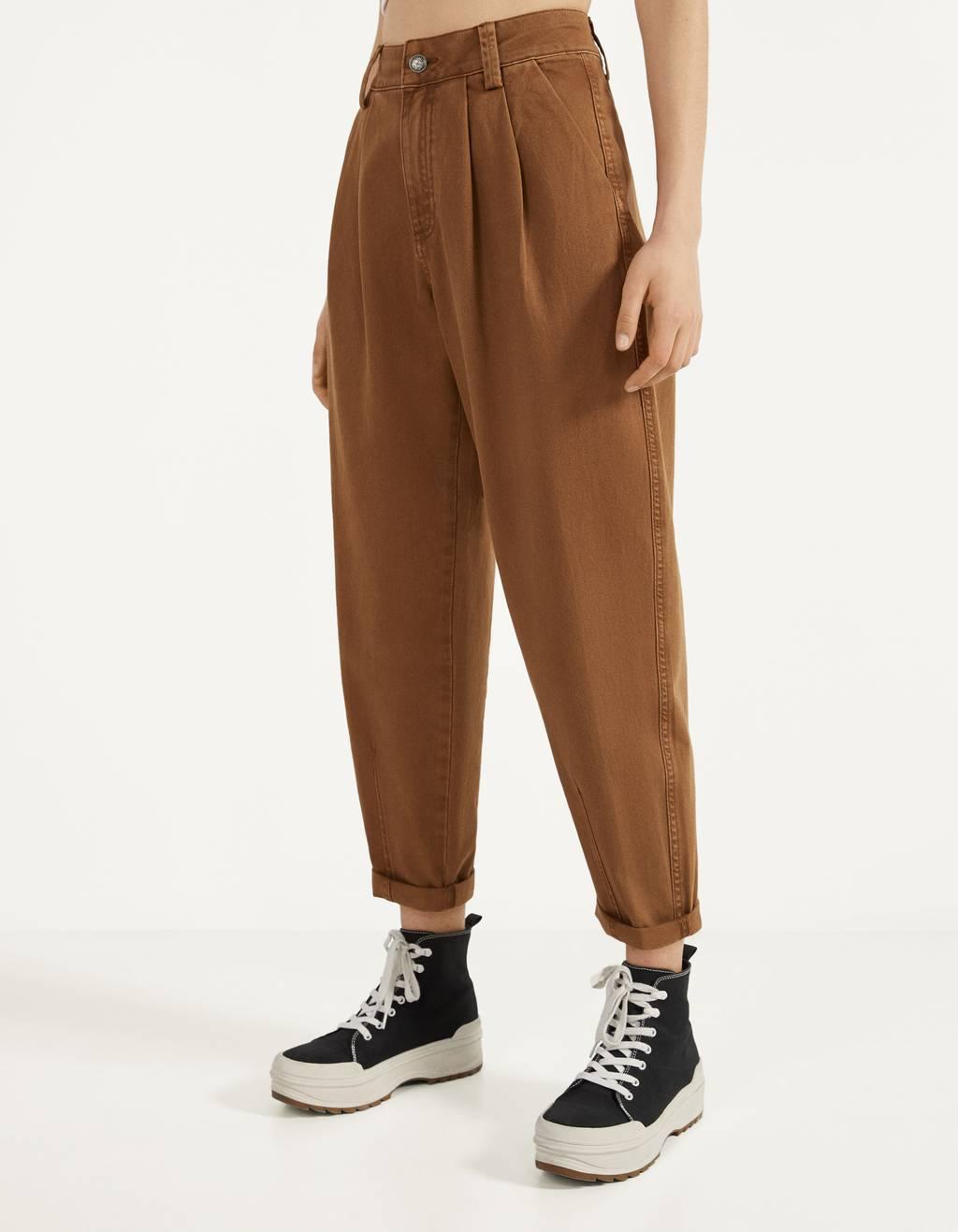 Pantalón Slouchy
