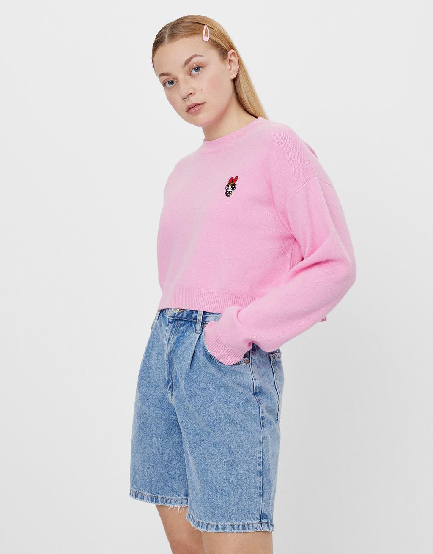 The Powerpuff Girls sweater
