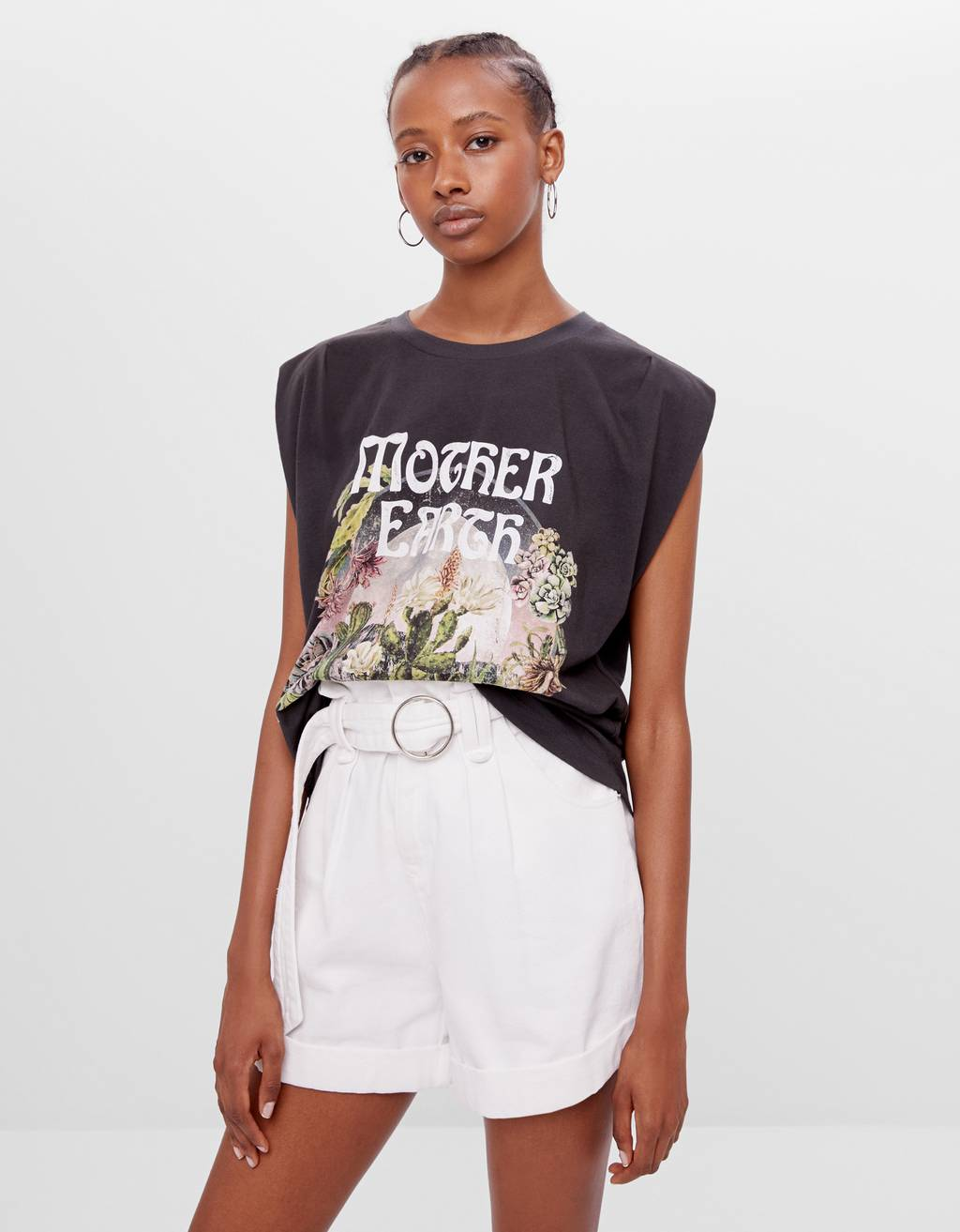 T-shirt Mother Earth