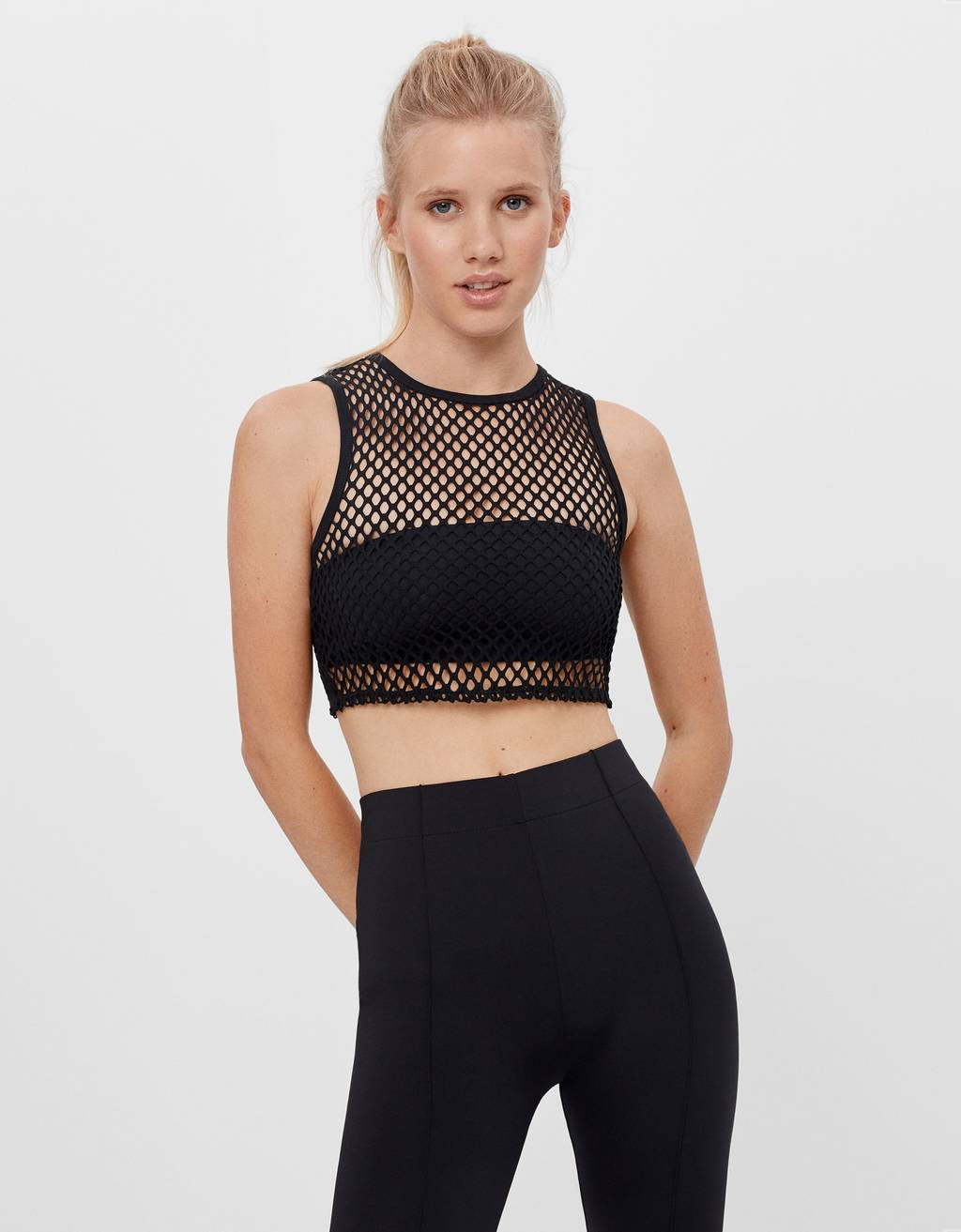 Top cropped rejilla