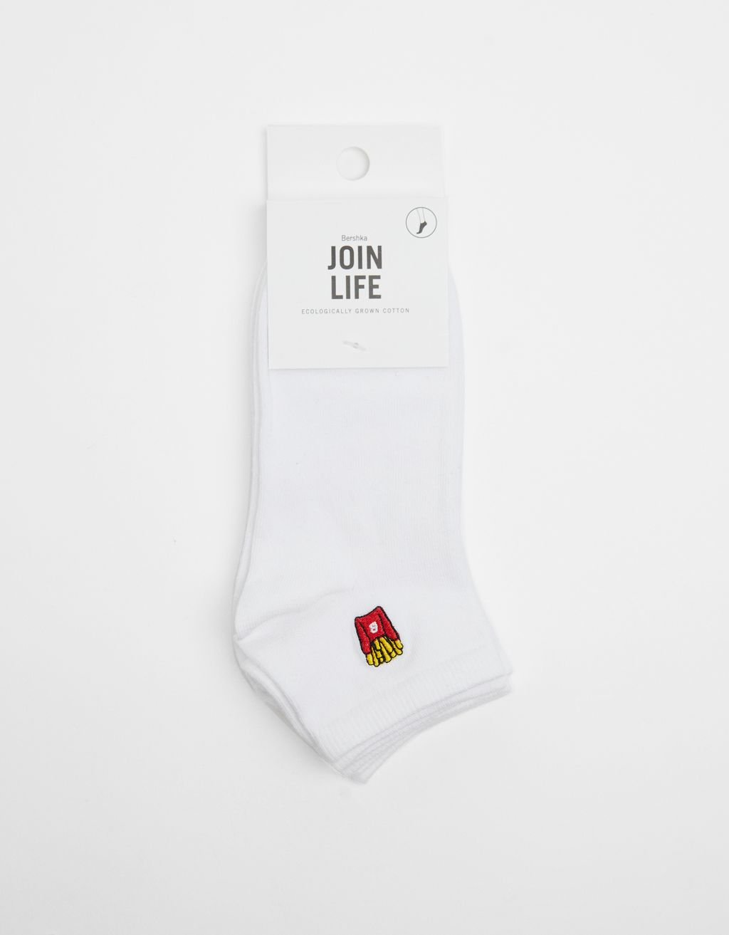 Pack of embroidered socks
