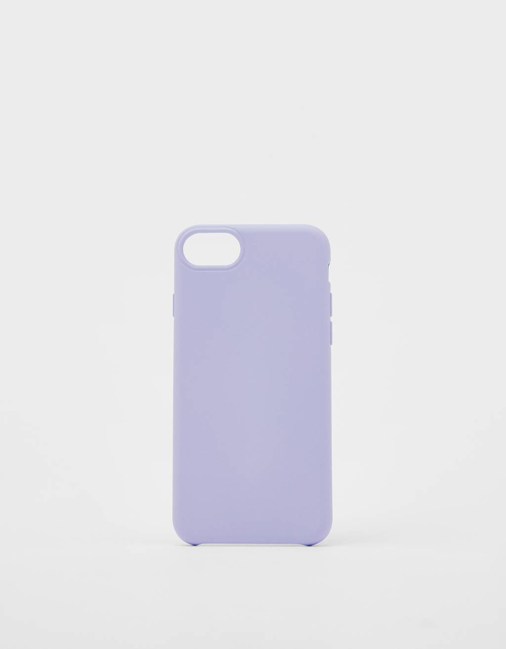 Cover a tinta unita per iPhone 6 / 6S / 7 / 8