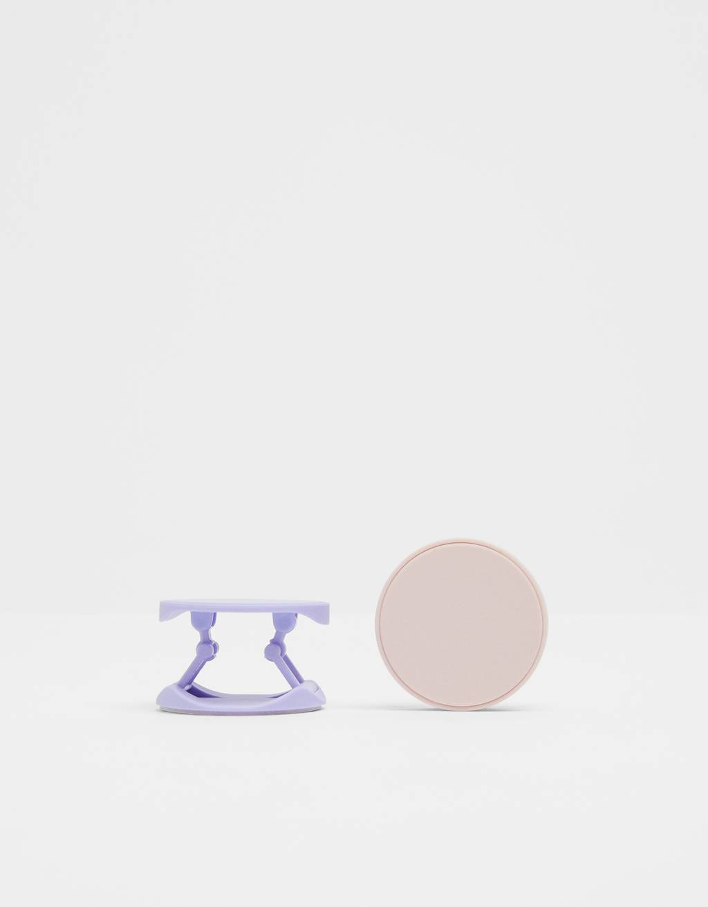 Pastel phone stand