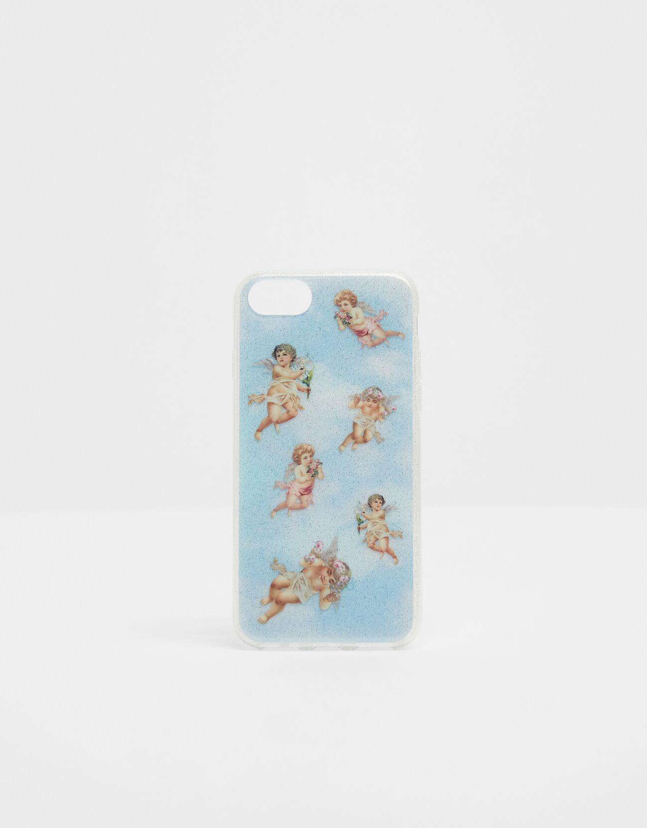 Angel print iPhone 6Plus / 7Plus / 8Plus case