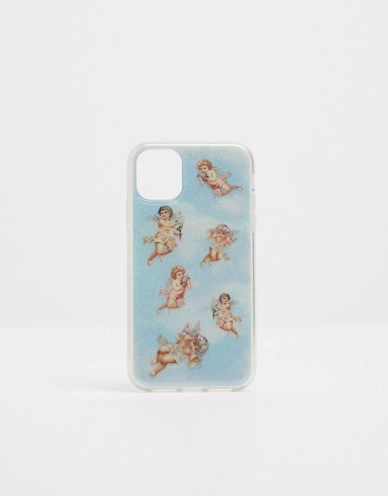 Angel print iPhone 11 Pro case